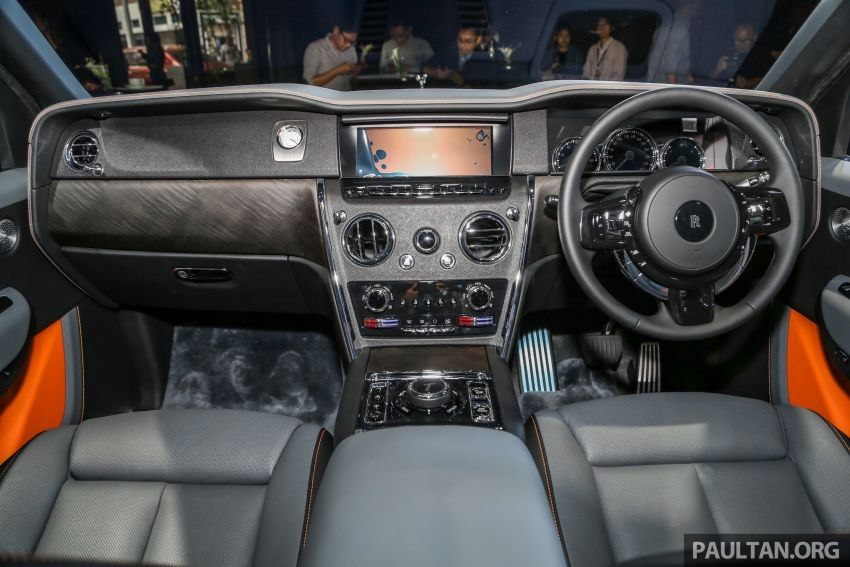 Rolls-Royce Cullinan now in Malaysia – from RM1.8 mil Image #915197