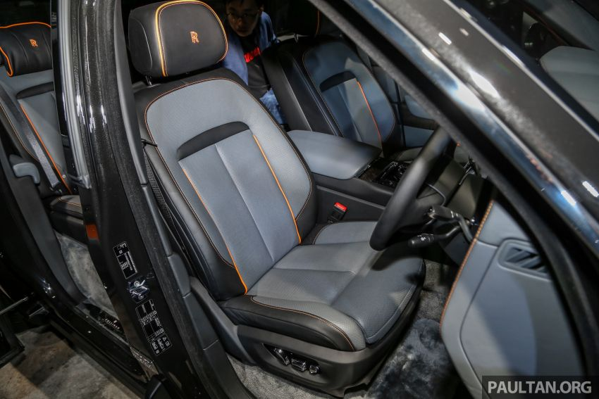 Rolls-Royce Cullinan now in Malaysia – from RM1.8 mil Image #915226