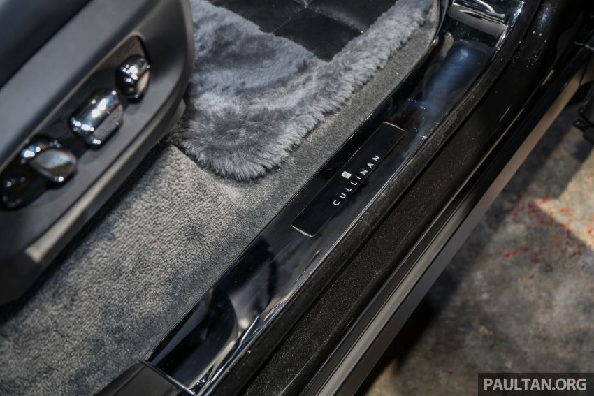 Rolls-Royce Cullinan now in Malaysia – from RM1.8 mil Image #915227