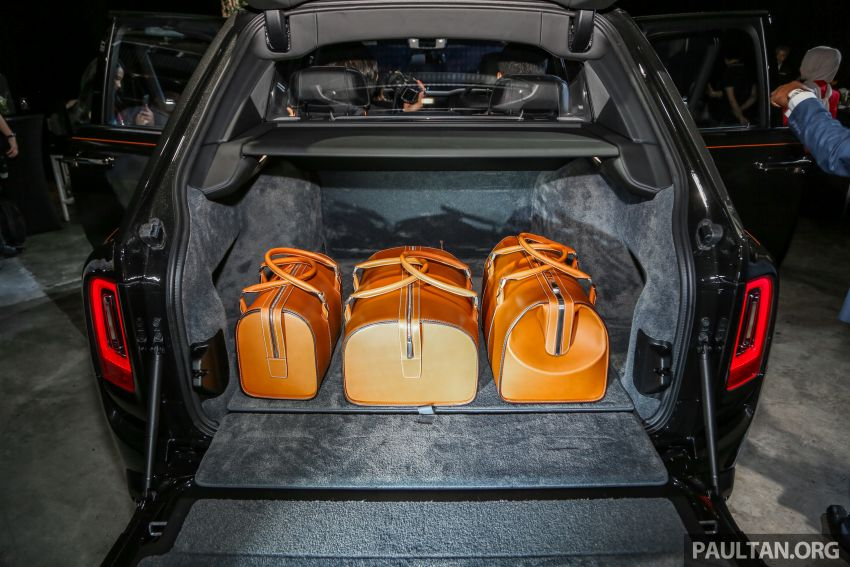 Rolls-Royce Cullinan now in Malaysia – from RM1.8 mil Image #915250