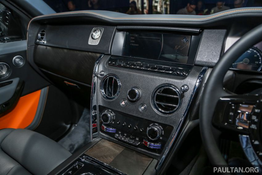 Rolls-Royce Cullinan now in Malaysia – from RM1.8 mil Image #915201