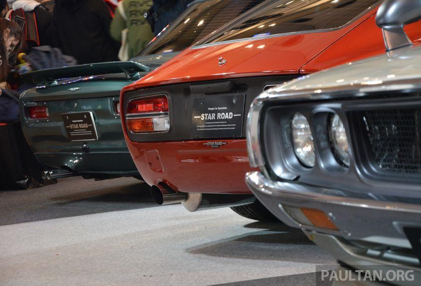 TAS 2019: Star Road flaunts vintage Nissan restomods Image #912560