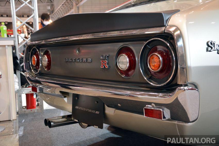 TAS 2019: Star Road flaunts vintage Nissan restomods Image #912561