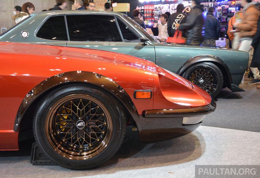 TAS 2019: Star Road flaunts vintage Nissan restomods Image #912564