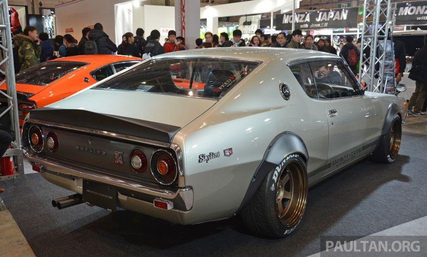 TAS 2019: Star Road flaunts vintage Nissan restomods Image #912550