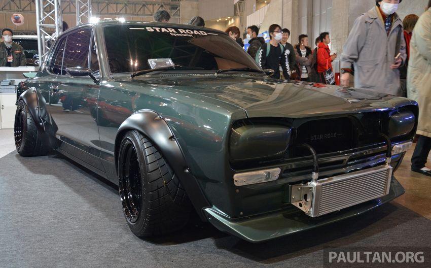 TAS 2019: Star Road flaunts vintage Nissan restomods Image #912552
