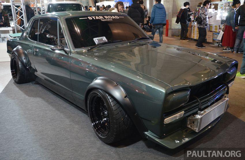 TAS 2019: Star Road flaunts vintage Nissan restomods Image #912553