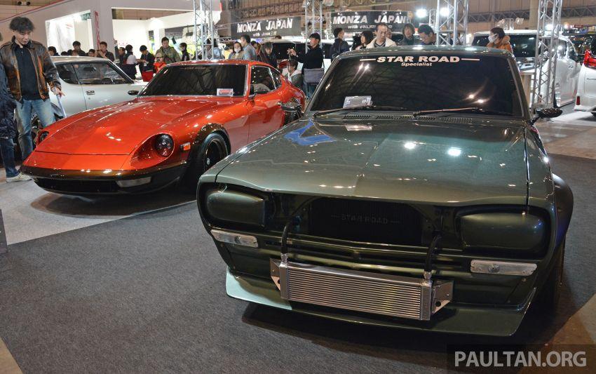 TAS 2019: Star Road flaunts vintage Nissan restomods Image #912554