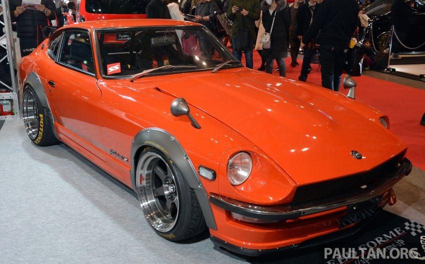 TAS 2019: Star Road flaunts vintage Nissan restomods Image #912556