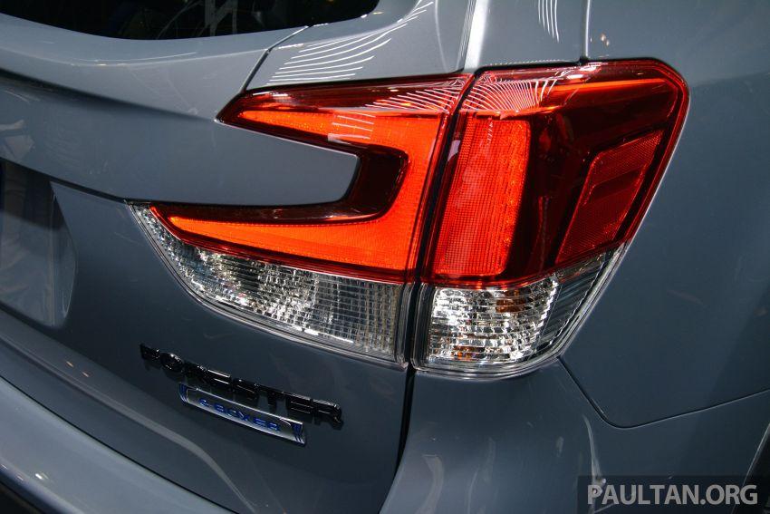 TAS 2019: Subaru Forester Advance Sport Concept Image #912584