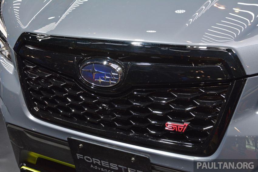 TAS 2019: Subaru Forester Advance Sport Concept Image #912585