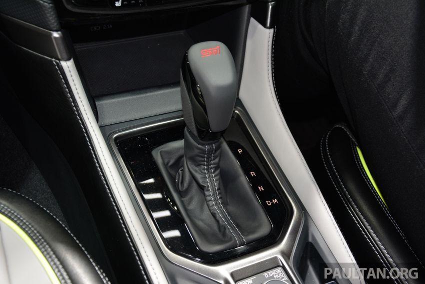TAS 2019: Subaru Forester Advance Sport Concept Image #912587