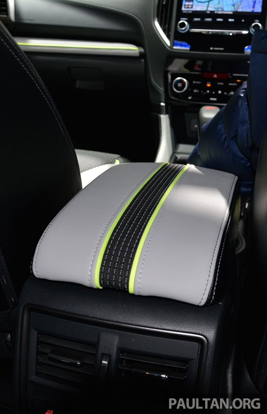 TAS 2019: Subaru Forester Advance Sport Concept Image #912588