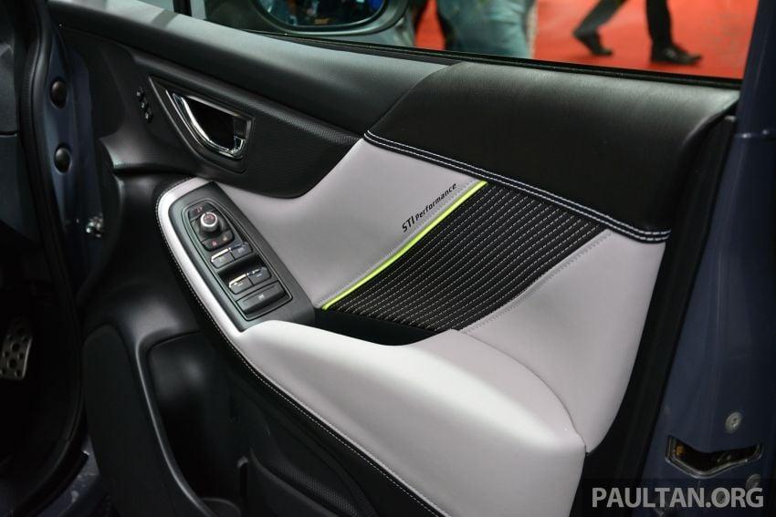 TAS 2019: Subaru Forester Advance Sport Concept Image #912577