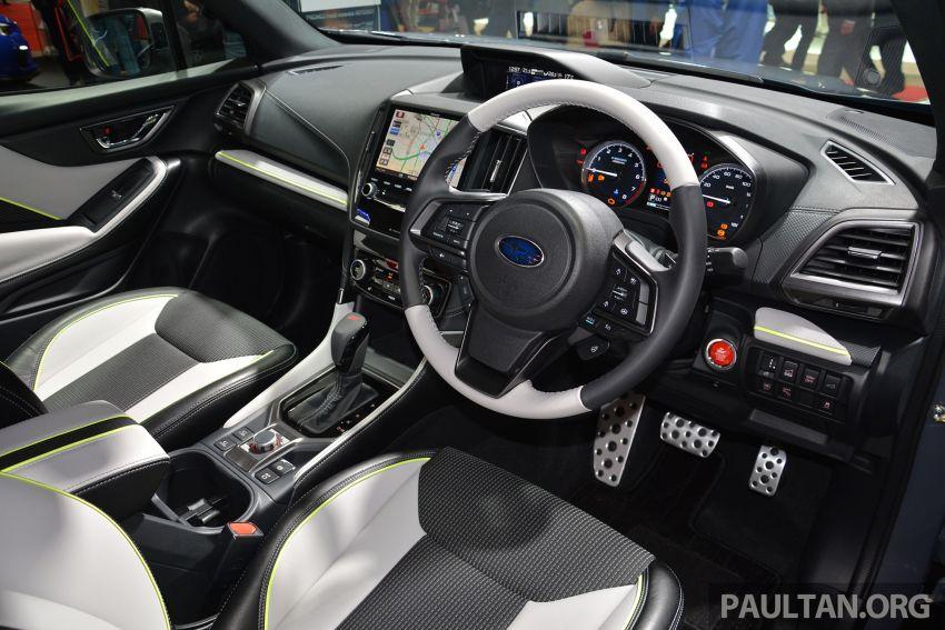 TAS 2019: Subaru Forester Advance Sport Concept Image #912578