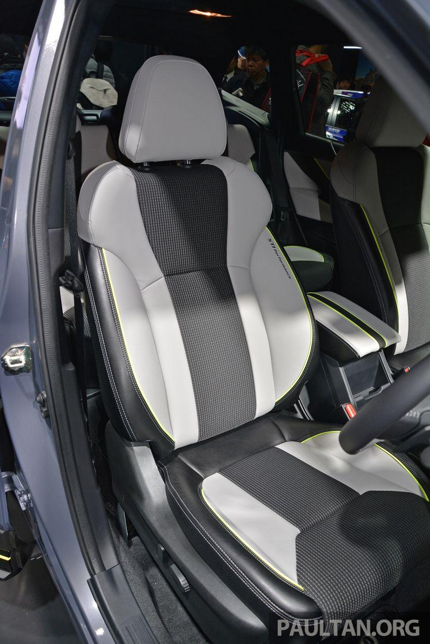 TAS 2019: Subaru Forester Advance Sport Concept Image #912579