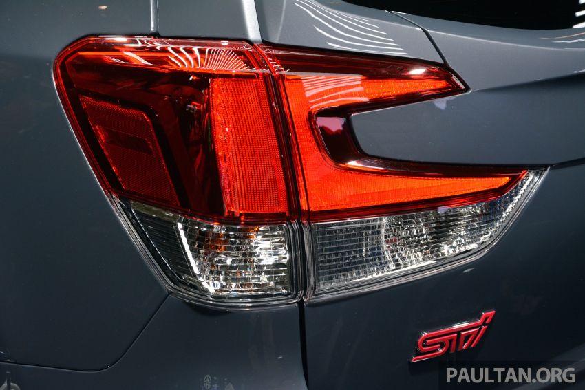 TAS 2019: Subaru Forester Advance Sport Concept Image #912583