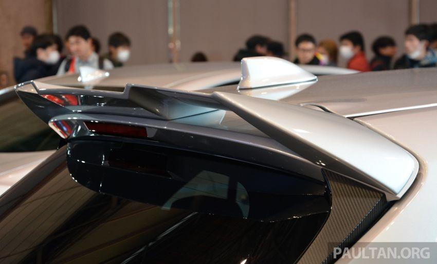 TAS2019: TOM'S Corolla Sport – tampil lebih agresif Image #912000