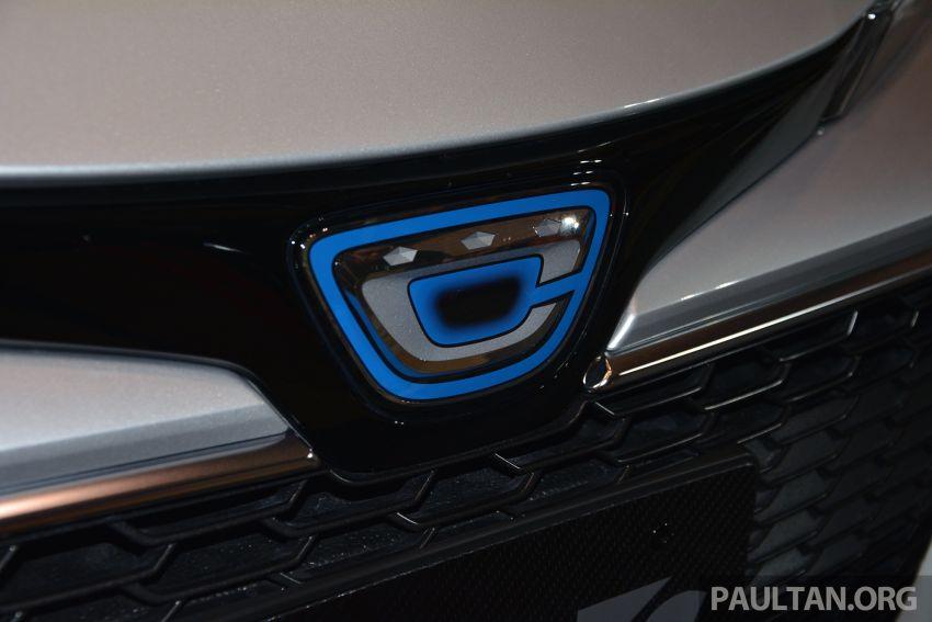 TAS2019: TOM'S Corolla Sport – tampil lebih agresif Image #912008