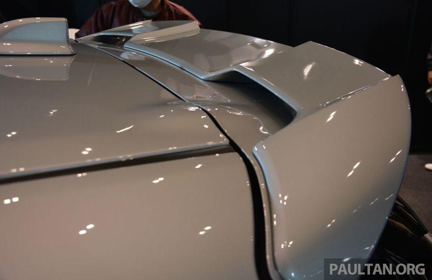TAS2019: TOM'S Corolla Sport – tampil lebih agresif Image #911995