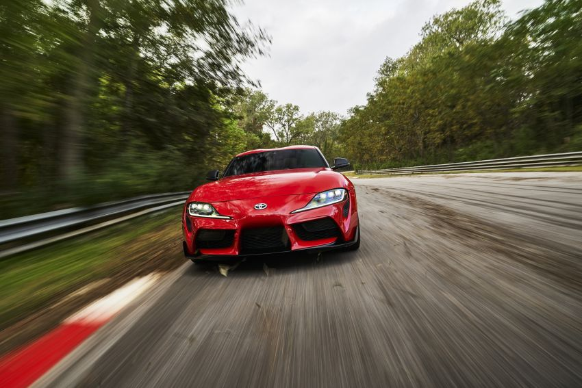 Toyota GR Supra revealed – first global Gazoo Racing model, 340 PS 3.0L straight-six priced from RM205k Image #910365
