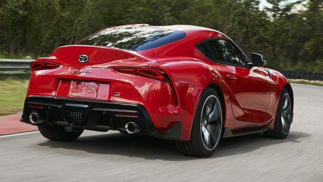 Toyota Gr Supra Akhirnya Didedah Model Enjin Enam