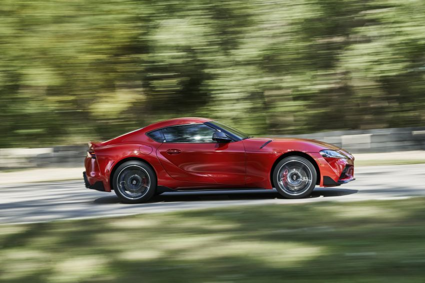 Toyota GR Supra revealed – first global Gazoo Racing model, 340 PS 3.0L straight-six priced from RM205k Image #910372