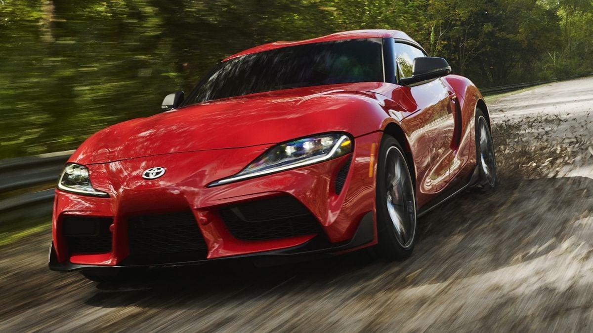 Toyota Gr Supra Revealed First Global Gazoo Racing Model