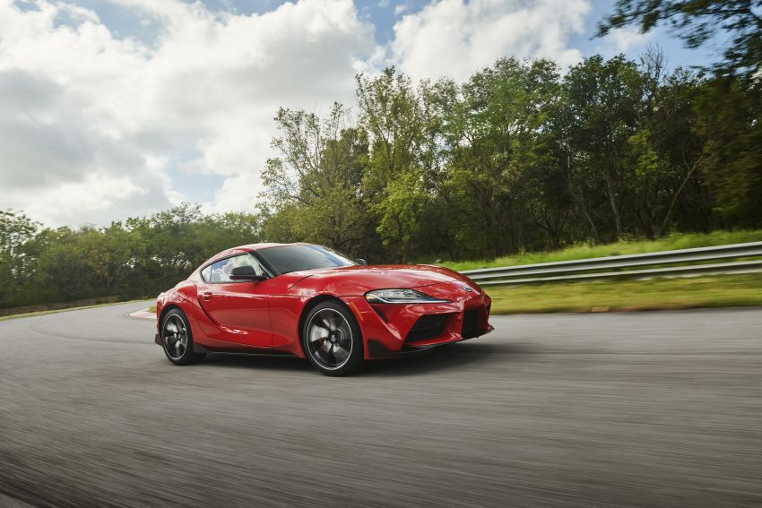 Toyota GR Supra revealed – first global Gazoo Racing model, 340 PS 3.0L straight-six priced from RM205k Image #910376
