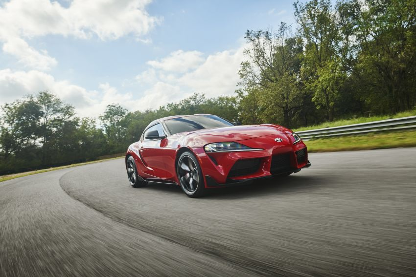 Toyota GR Supra revealed – first global Gazoo Racing model, 340 PS 3.0L straight-six priced from RM205k Image #910377