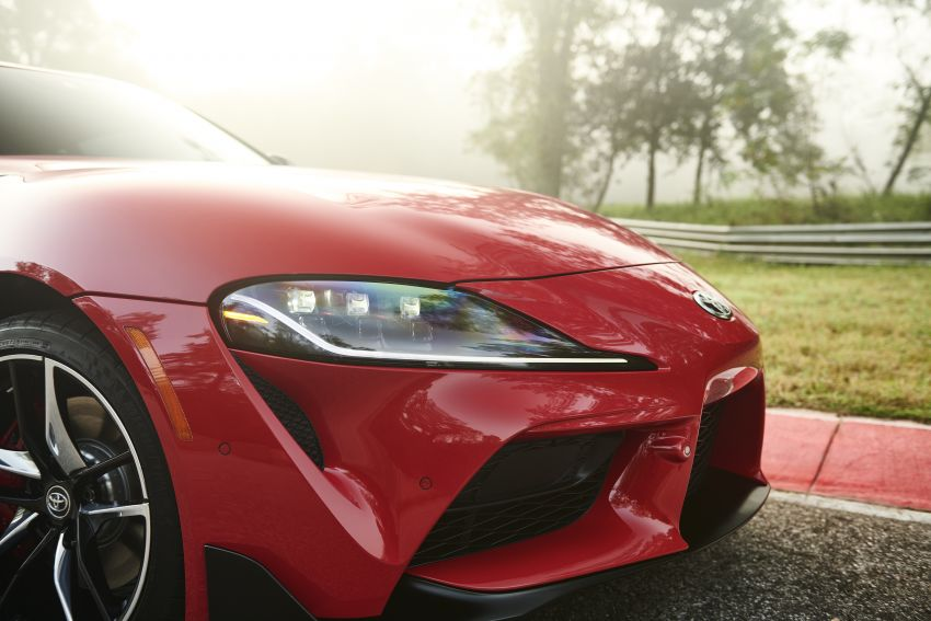 Toyota GR Supra revealed – first global Gazoo Racing model, 340 PS 3.0L straight-six priced from RM205k Image #910380
