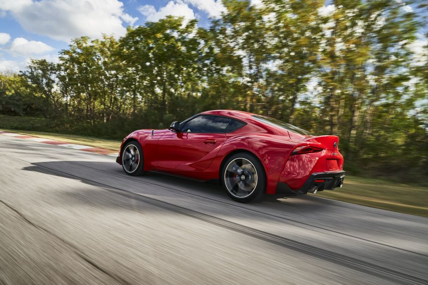 Toyota GR Supra revealed – first global Gazoo Racing model, 340 PS 3.0L straight-six priced from RM205k Image #910387