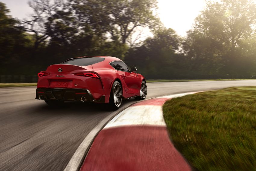 Toyota GR Supra revealed – first global Gazoo Racing model, 340 PS 3.0L straight-six priced from RM205k Image #910358