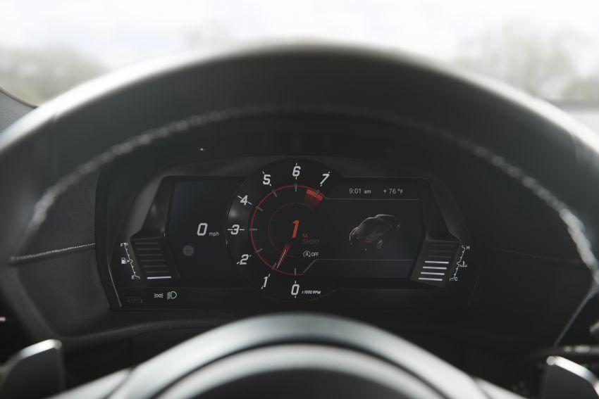 Toyota GR Supra akhirnya didedah – model enjin enam silinder sebaris 3.0L 340 PS dijual bermula RM205k Image #910688