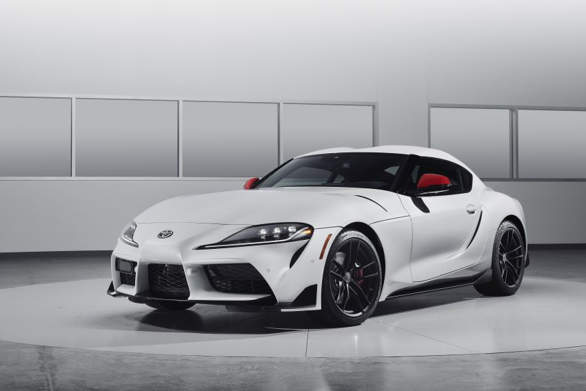 Toyota GR Supra revealed – first global Gazoo Racing model, 340 PS 3.0L straight-six priced from RM205k Image #910401