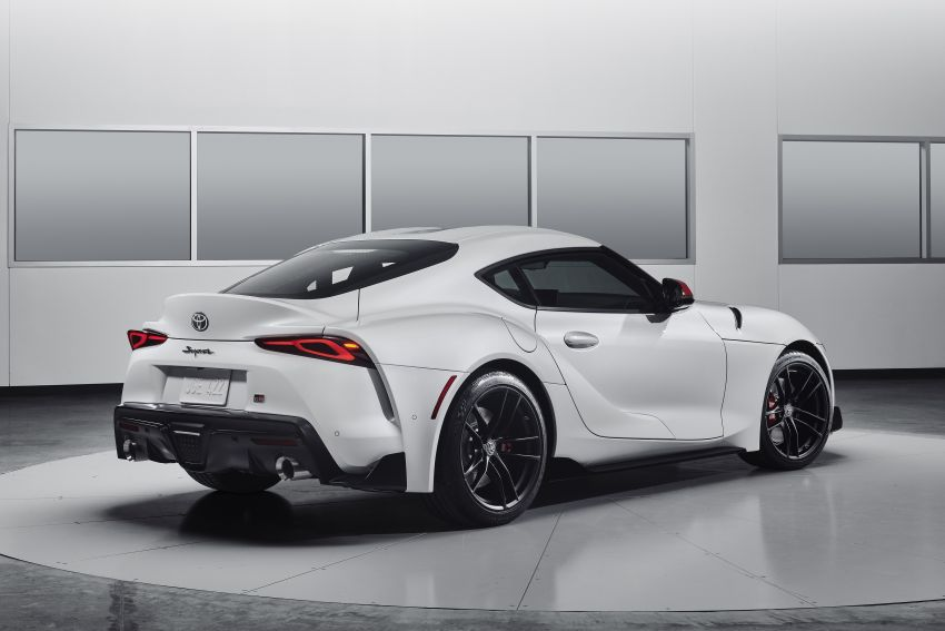 Toyota GR Supra revealed – first global Gazoo Racing model, 340 PS 3.0L straight-six priced from RM205k Image #910402