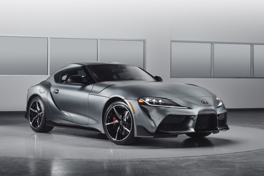 Toyota GR Supra revealed – first global Gazoo Racing model, 340 PS 3.0L straight-six priced from RM205k Image #910403