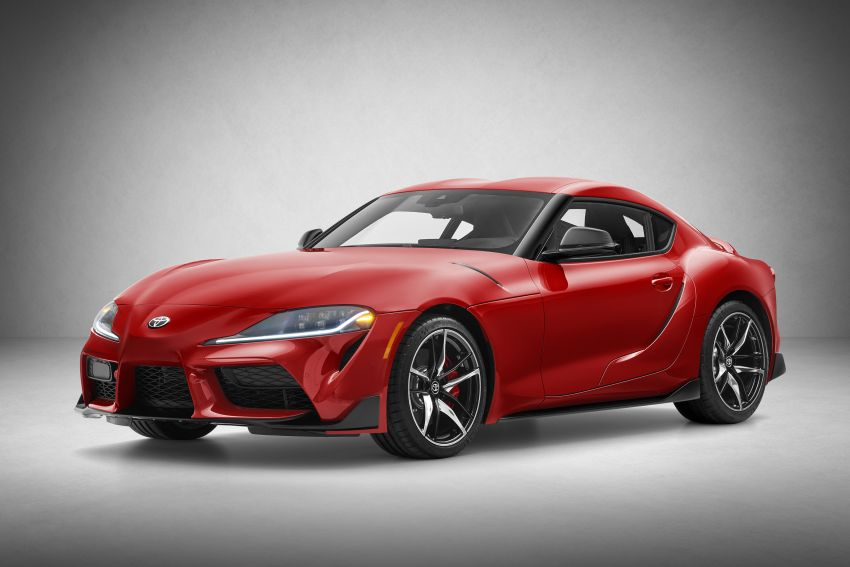 Toyota GR Supra revealed – first global Gazoo Racing model, 340 PS 3.0L straight-six priced from RM205k Image #910407