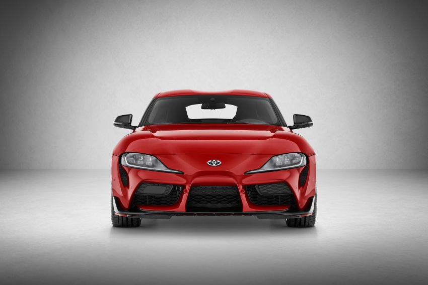 Toyota GR Supra revealed – first global Gazoo Racing model, 340 PS 3.0L straight-six priced from RM205k Image #910408