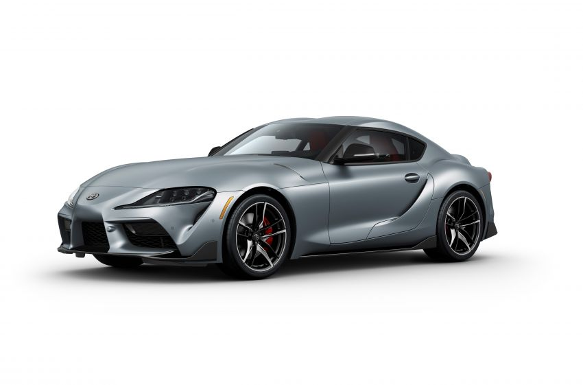 Toyota GR Supra revealed – first global Gazoo Racing model, 340 PS 3.0L straight-six priced from RM205k Image #910410