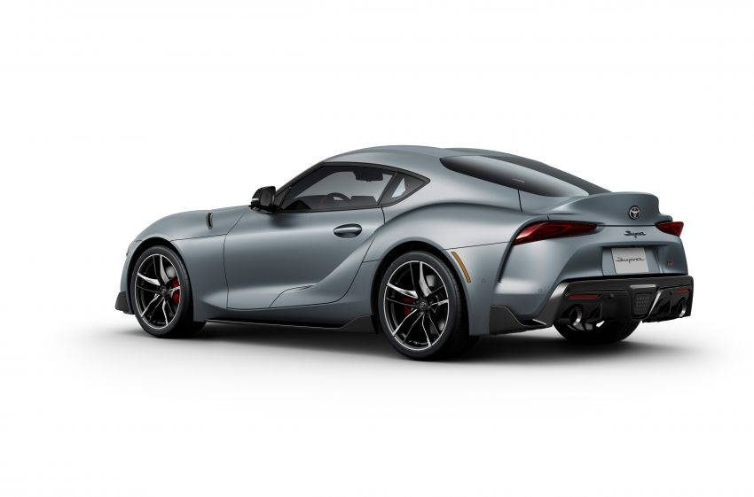 Toyota GR Supra revealed – first global Gazoo Racing model, 340 PS 3.0L straight-six priced from RM205k Image #910413