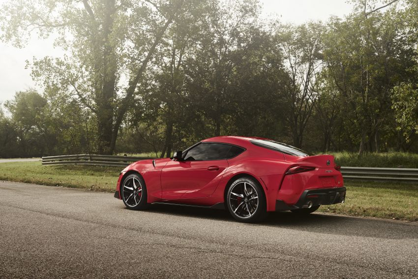 Toyota GR Supra revealed – first global Gazoo Racing model, 340 PS 3.0L straight-six priced from RM205k Image #910361