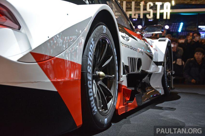 TAS2019: GR Supra Super GT Concept didedahkan Image #909046
