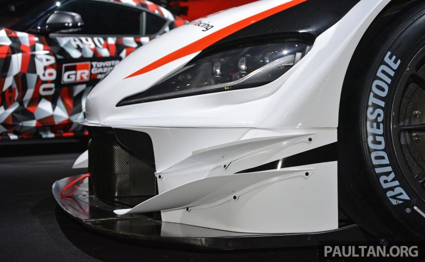 TAS 2019: Toyota GR Supra Super GT Concept shown Image #909079