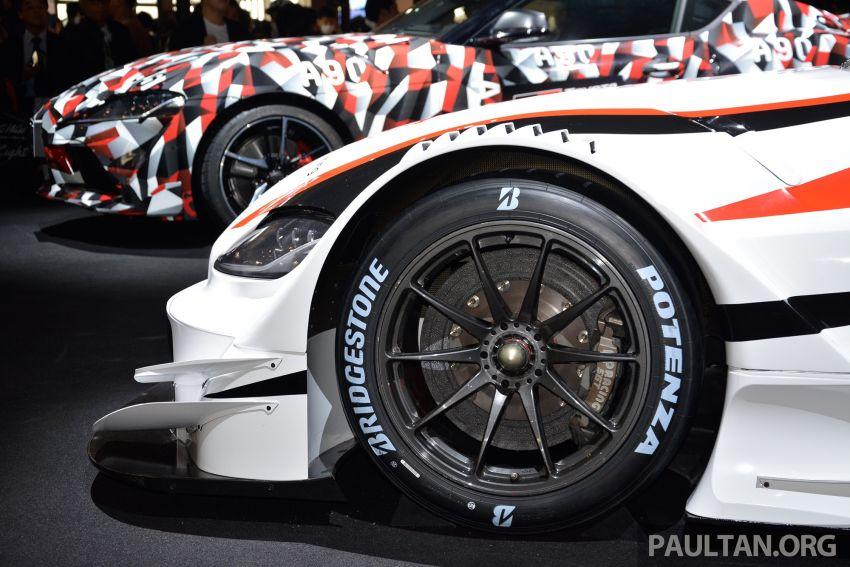 TAS2019: GR Supra Super GT Concept didedahkan Image #909056