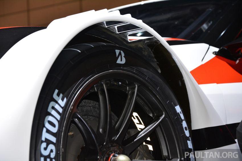 TAS 2019: Toyota GR Supra Super GT Concept shown Image #909082