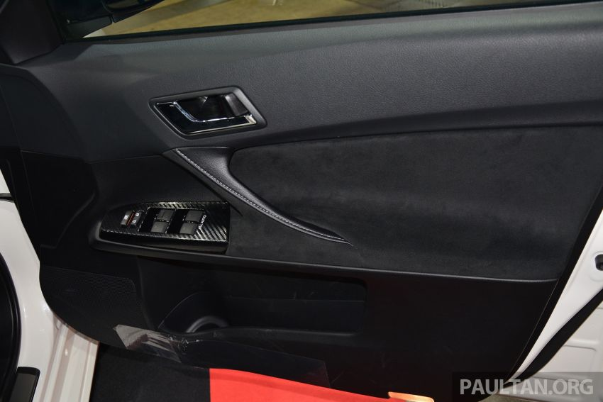 TAS 2019: Toyota Mark X GRMN returns – 318 PS 3.5L NA V6, six-speed manual, limited to 350 units Image #909938