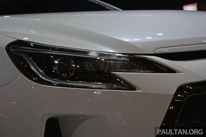 TAS 2019: Toyota Mark X GRMN returns – 318 PS 3.5L NA V6, six-speed manual, limited to 350 units Image #909926