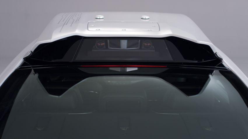 Toyota Research Institute reveals P4 autonomous driving prototype for CES – based on Lexus LS Image #906940