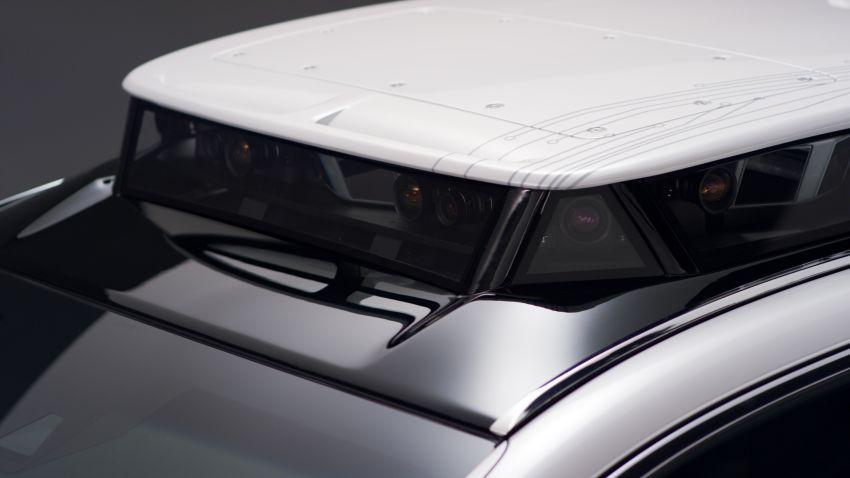 Toyota Research Institute reveals P4 autonomous driving prototype for CES – based on Lexus LS Image #906942